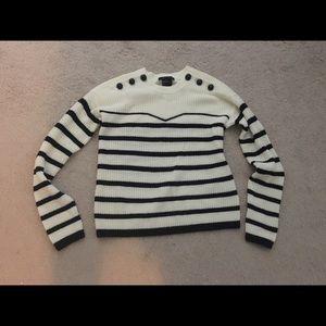 Armani Exchange nautical sweater